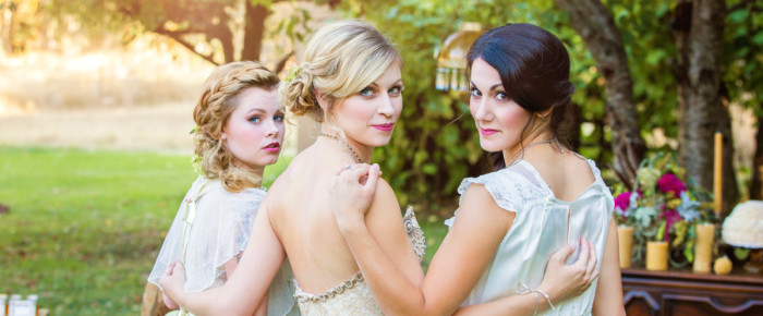 Eclectic Elegance – Styled Bridal Wedding Photography Inspiration from Magination Images ~ Southern Oregon Photographer
